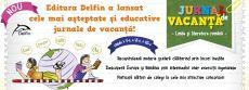 Consolidati-va cunostintele de limba si literatura romana cu cele mai asteptate si educative Jurnale de vacanta!