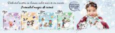 Bucurați-vă de o vacanță magică de iarnă alături de Editura Delfin!