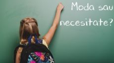 Auxiliarele didactice: moda sau necesitate?