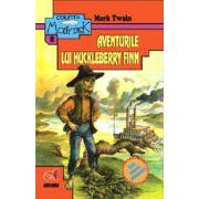 Aventurile lui Huckleberry Finn - Mark Twain imagine libraria delfin 2021
