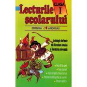 Imagine Lecturile Scolarului Clasa A I-a - Antologie De Texte Din Literatura