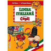 Limba italiana pentru copii - Geta Popescu imagine librariadelfin.ro