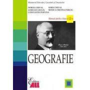 Geografie. Manual clasa a XII-a - Sorin Cheval, Dorina Cheval imagine librariadelfin.ro