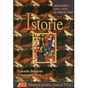 Istorie. Manual clasa VI - Valentin Balutoiu imagine librariadelfin.ro