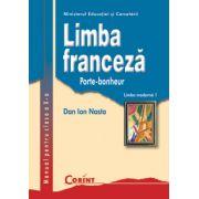 Manual Limba franceza L1 clasa a X-a - Dan Ion Nasta imagine librariadelfin.ro