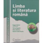 Manual Limba si literatura romana clasa a X-a - Eugen Simion imagine librariadelfin.ro