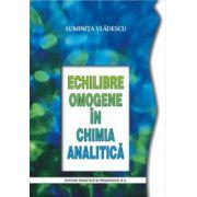 Echilibre omogene - chimie analitica imagine librariadelfin.ro