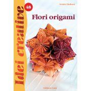 Flori origami - Editia a II-a imagine librariadelfin.ro