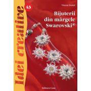 Bijuterii din margele Swarovski. Editia a II-a imagine librariadelfin.ro
