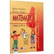 Matematica clasa a IV-a. Caietul elevului. Partea I-a imagine librariadelfin.ro