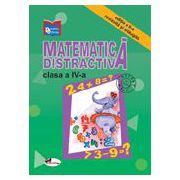 Matematica distractiva clasa a-IV-a imagine librariadelfin.ro