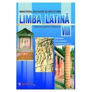 Limba latina. Manual pentru clasa a VIII-a - Doina Ionescu, Ciresica Vladulescu, Despina Mincu-Georgescu imagine librariadelfin.ro