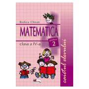 Matematica clasa a IV-a. Caietul elevului. Partea a II-a imagine librariadelfin.ro