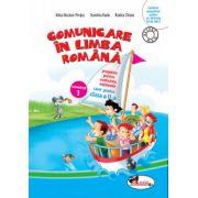 Comunicare in limba romana semestrul I, clasa a-II-a - Dumitra Radu imagine librariadelfin.ro