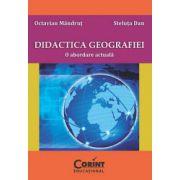 Didactica geografiei. O abordare actuala imagine librariadelfin.ro