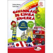 Caiet limba engleza semestrul I, clasa a-II-a - Cristina Johnson imagine librariadelfin.ro
