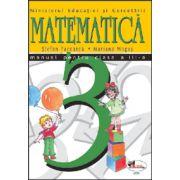 Matematica. Manual pentru clasa a-III-a - Stefan Pacearca imagine librariadelfin.ro