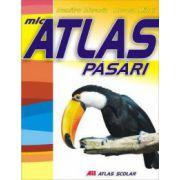 Mic atlas - Pasari
