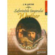 Suferintele tanarului Werther - Johann Wolfgang von Goethe imagine librariadelfin.ro
