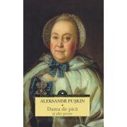Dama de pica si alte proze - Alexandr Puskin imagine librariadelfin.ro