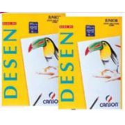 Bloc de desen Canson, A4, 160 gr/mp imagine librariadelfin.ro