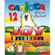 Markere Carioca Joy, 12 culori/set imagine librariadelfin.ro