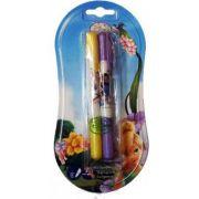 Creioane cerate cu sclipici Inoxcrom Fairies, 2 buc/set imagine librariadelfin.ro