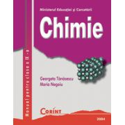 Chimie. Manual pentru clasa a IX-a - Georgeta Tanasescu imagine librariadelfin.ro