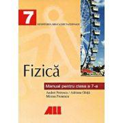 Fizica. Manual pentru clasa a VII-a - Andrei Petrescu imagine librariadelfin.ro