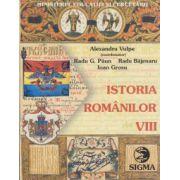 Manual. Istoria Romanilor pentru clasa a VIII-a - Alexandru Vulpe imagine librariadelfin.ro