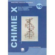 Manual Chimie pentru clasa a 10-a - Elena Alexandrescu imagine librariadelfin.ro