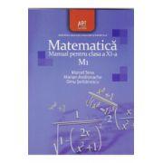 Matematica M1. Manual pentru clasa a XI-a - Marian Andronache imagine librariadelfin.ro