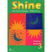 Shine 3 Student Book. Manual de limba engleza, clasa VIII-a Limba 2 imagine librariadelfin.ro