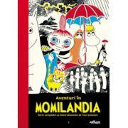 Aventuri in Momilandia-Sa traiesti linistit, sa cultivi cartofi si sa visezi.(Tove Jansson)
