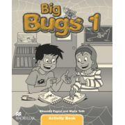 Big Bugs 1, Activity Book, Caietul elevului (Elisenda Papiol) imagine librariadelfin.ro