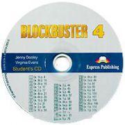 Audio CD, Blockbuster 4. Curs de limba engleza - Jenny Dooley