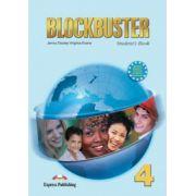 Blockbuster 4, Students Book, Manual pentru limba engleza - Jenny Dooley