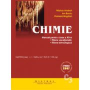 Manual Chimie C3 pentru clasa a XII-a - Marius Andruh imagine librariadelfin.ro