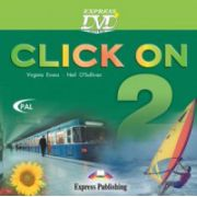 Click On 2. Class audio CD Set 3 CD. Curs de limba engleza - Virginia Evans, Neil O'Sullivan
