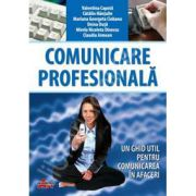 Comunicare profesionala. Manual pentru clasa a X-a - Valentina Capota