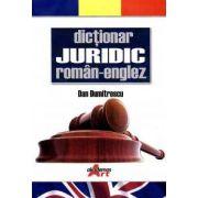 Dictionar juridic roman-englez - Dan Dumitrescu