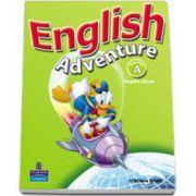 Imagine English Adventure, Pupils Book, Level Starter A