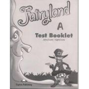 Fairyland 3 Teste, Curs de limba engleza - Virginia Evans