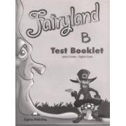 Fairyland 4 Teste, Curs de limba engleza - Jenny Dooley imagine librariadelfin.ro