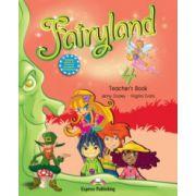 Fairyland 4, Teacher's Book, With Posters, Curs de limba engleza - Virginia Evans
