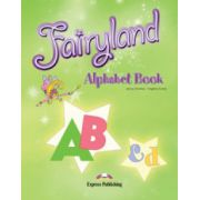 Fairyland 3, Alphabet Book, Curs de limba engleza - Virginia Evans