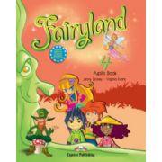 Fairyland 4, Pachetul elevului, Curs de limba engleza - Jenny Dooley, Virginia Evans
