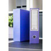Biblioraft Albo + cutie de protectie, mov (404040 ) imagine librariadelfin.ro