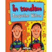 In tandem - Jacqueline Wilson; (editie cartonata)