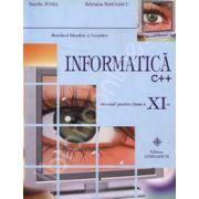 Manual Informatica C++ pentru clasa a 11-a - Sanda Junea imagine librariadelfin.ro